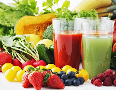 Uống nước ép trái cây để tăng cân tự nhiên nhanh nhất
