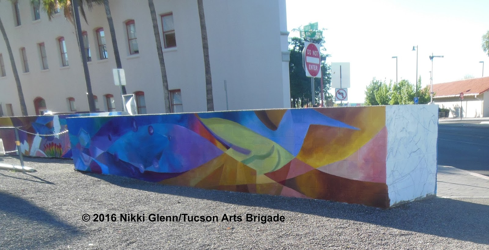 Tucson mural arts program downtown mural unvieling may 31 for 6 blocks from downtown mural
