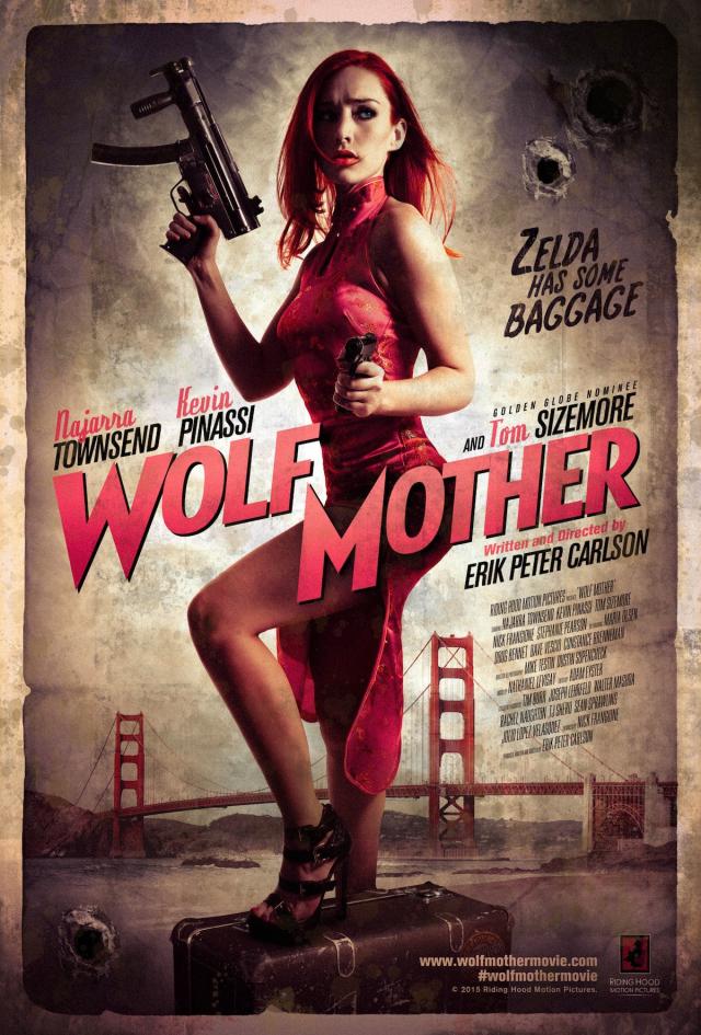 Sói Mẹ - Wolf Mother (2016)