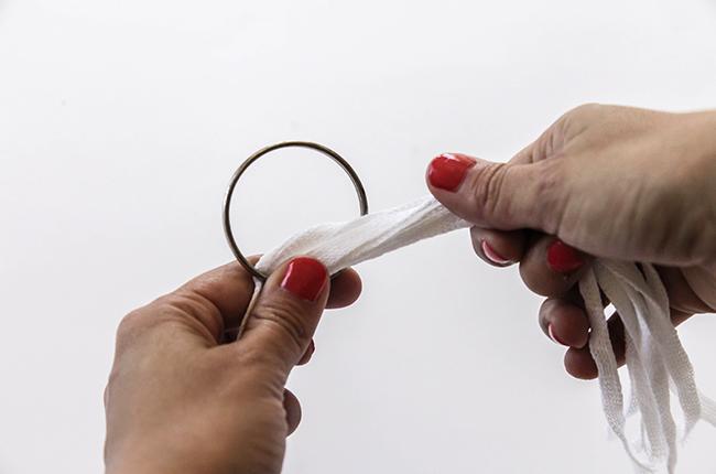 PUNTXET Cómo hacer un macetero colgante de macramé paso a paso #tutorial #handmade #DIY