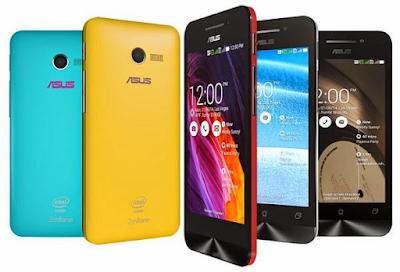 Điện thoại Asus Zenfone chính hãng
