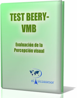 CoverCommander Test Beery  VMB  Evaluación de la Percepción visual