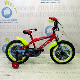16 golden aplollo bmx