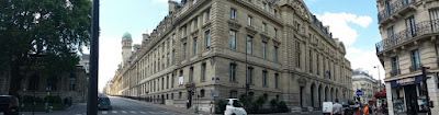 Sorbonne üniversitesinin dışardan görünüşü
