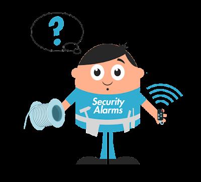 Tipe Dan Jenis Alarm Anti Maling Rumah Dan Kantor