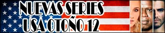 Nuevas Series USA Otoño 2012