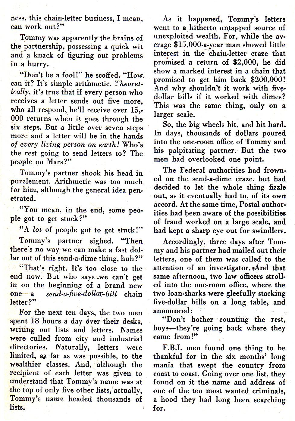 Read online Detective Comics (1937) comic -  Issue #214 - 26