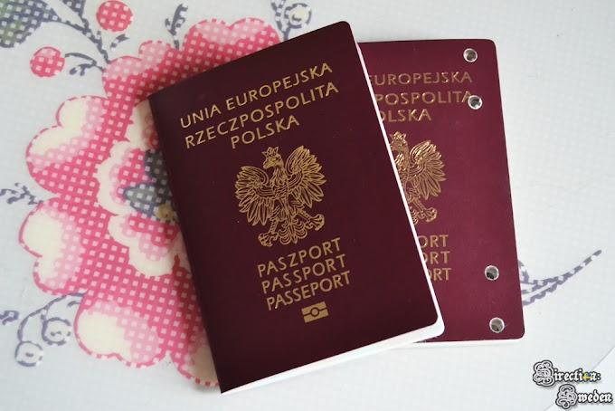 Wyrabianie paszportu w konsulacie
