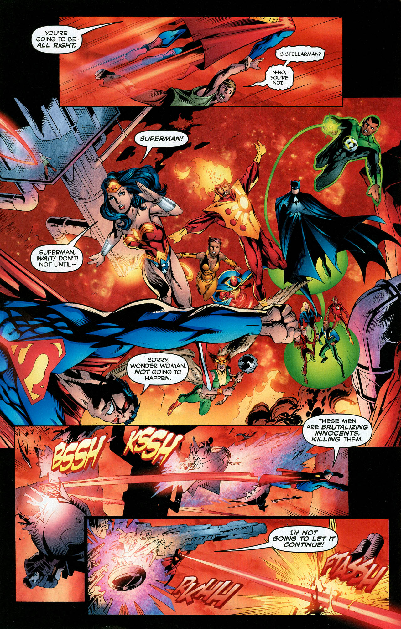 Read online Trinity (2008) comic -  Issue #10 - 13