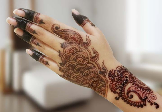 Best Mehndi Of Happy Eid 2016