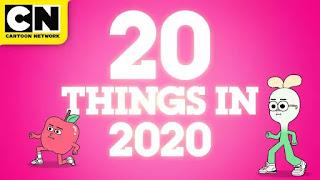 Cartoon Network divulga vídeo com as novidades para 2020