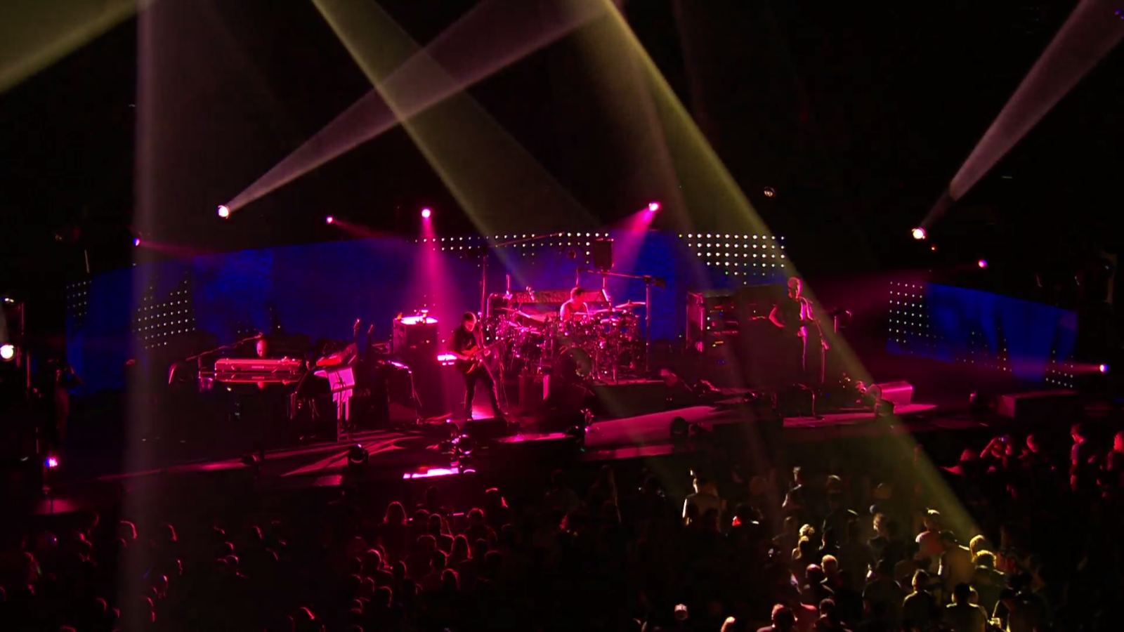 The Curtain With Phish 2016 12 30 Madison Square Garden Nyc Ny Webcast Rip