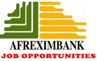 African Export Import Bank Recruits Manager, Legal (Project & Asset Finance)-Apply Now