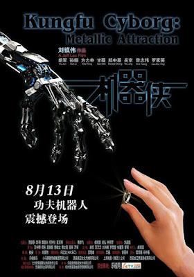 Metallic Attraction : Kungfu Cyborg (2009) Hindi Dubbed 720p HDRip 750MB