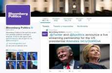 Debate Hillary Clinton vs. Donald Trump: Twitter lo transmitirá en vivo y en directo por streaming