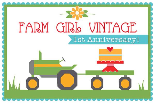 Fat Quarter Shop S Jolly Jabber Lori Holt S Farm Girl