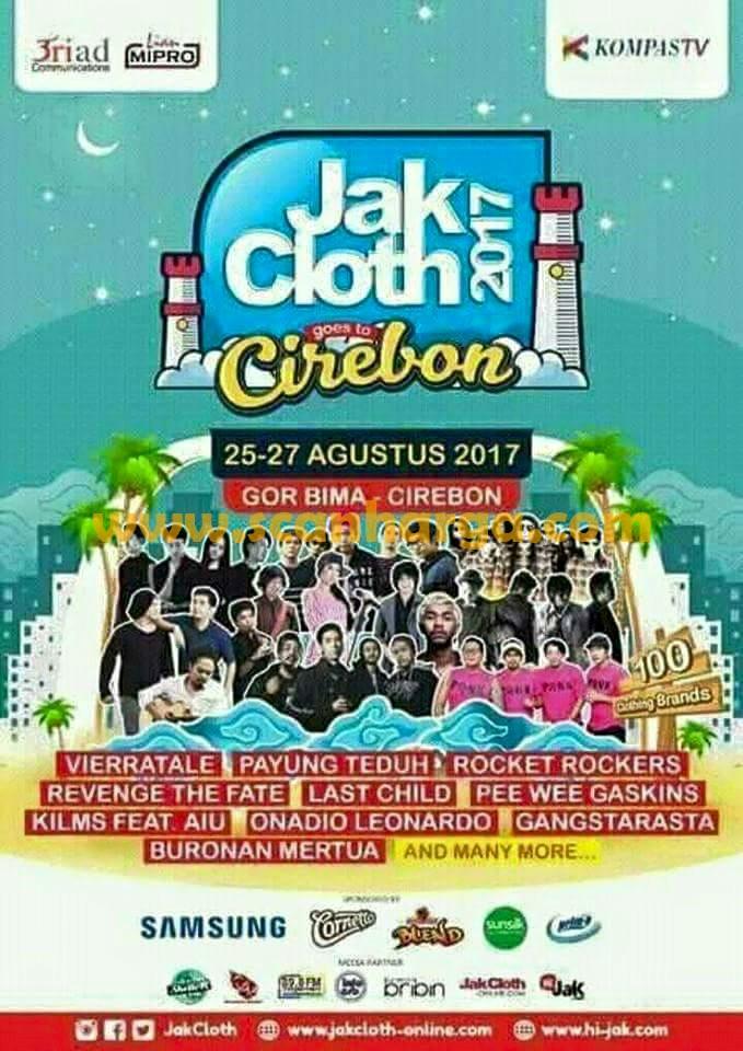 Jakcloth Goes To Cirebon - scanharga.com | Katalog Promo