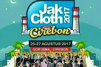 Jakcloth Goes To Cirebon