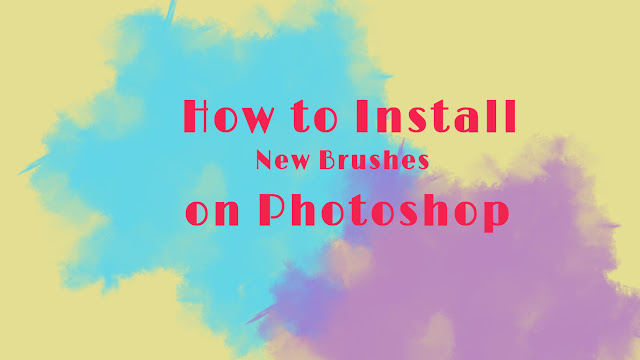 How to Install New Brushes in Photoshop - Dots Created