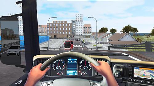 Euro truck simulator 2018: Truckers wanted Mod Apk ...
