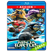 Tortugas Ninja 2: Fuera de las sombras (2016) 4K Audio Dual Latino-Ingles
