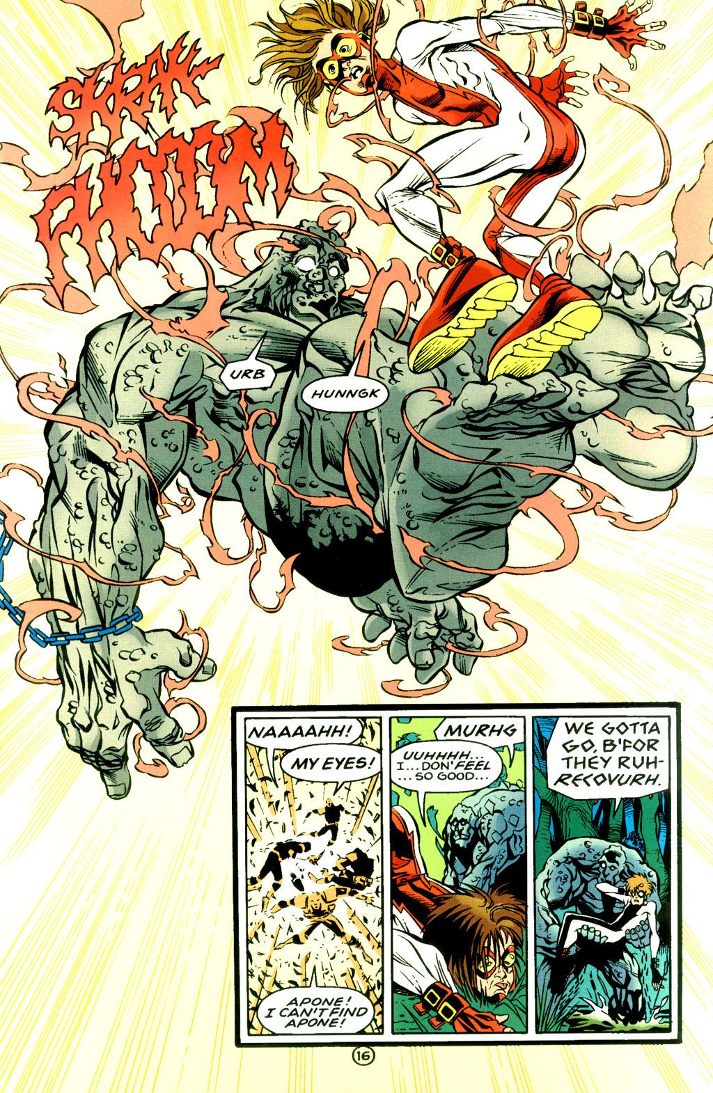 Read online Impulse Plus comic -  Issue # Full - 16