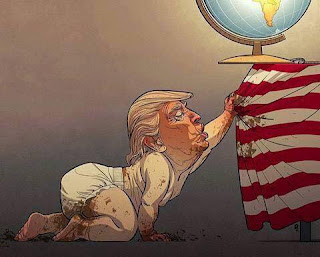 Trump World Danger
