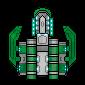 MillionthVector: Spaceship Sprites