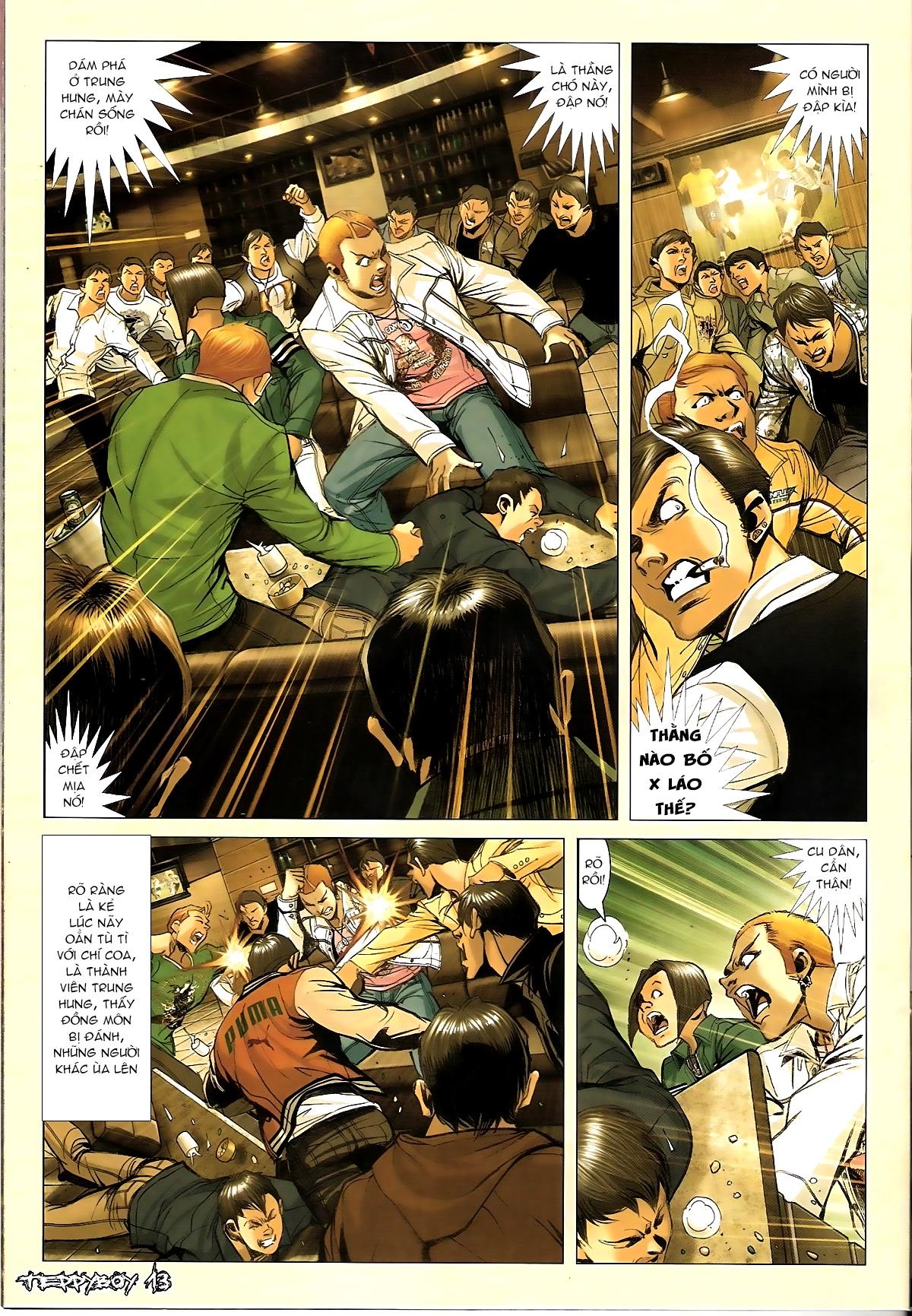 Người Trong Giang Hồ - Chapter 1357: Xúc Sinh Tư - Pic 12