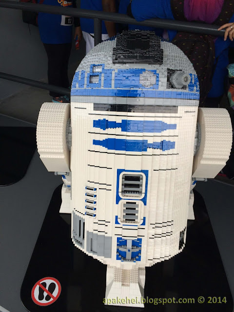 Legoland - Star Wars R2-D2