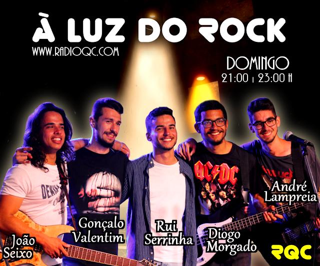 À LUZ DO ROCK