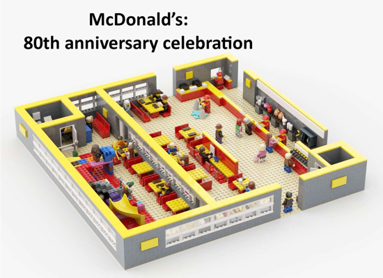 McDonald's 80th Anniversary