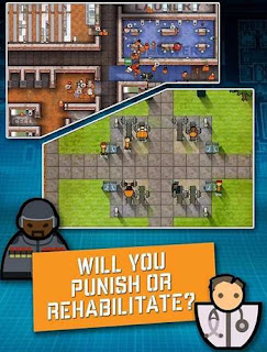 Prison Architect Mobile Mod Apk v2.0.8 All Unlocked Episodes Terbaru