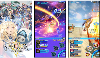 Star Ocean: Anamnesis v1.1.1 Apk for Android