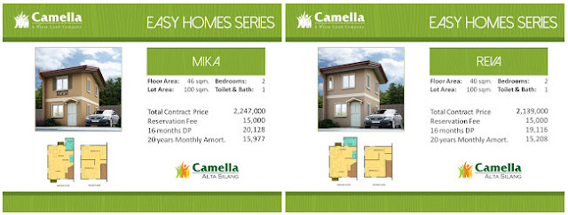 Camella Alta Easy Homes Series