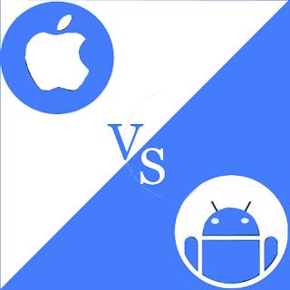 Perbedaan Apple (IOS) Dengan Android Dan Penjelasan