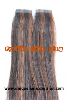 Seamless Tape Remy Hair Extensions