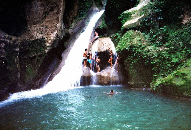 Bassin Bleu - Haïti