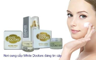 Những ưu điểm vượt trội của kem trị nám White Doctors