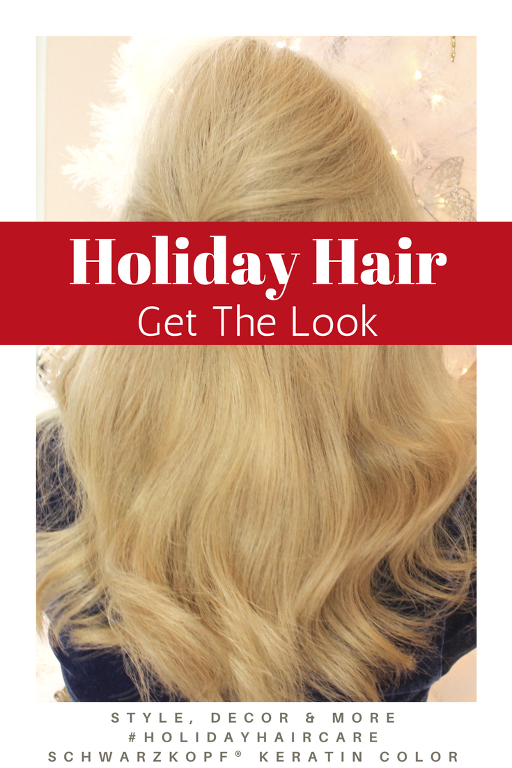 Style Decor More This Holiday Season Its All About The Hair
