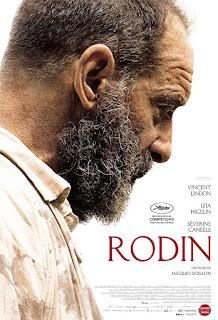 "Poster do filme ""Rodin"""