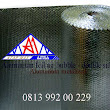 DISTRIBUTOR ALUMINIUM FOIL AIR BUBBLE - DOUBLE SIDED