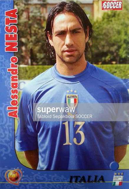 ALESSANDRO NESTA ITALY 2004