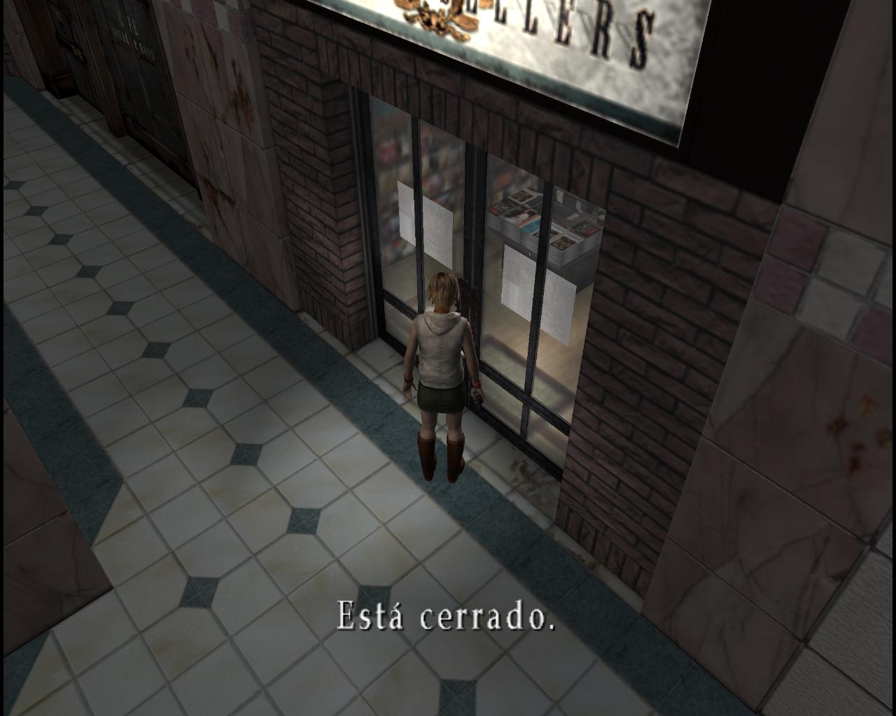 Silent Hill 3 Multilenguaje ESPAÑOL PC 18