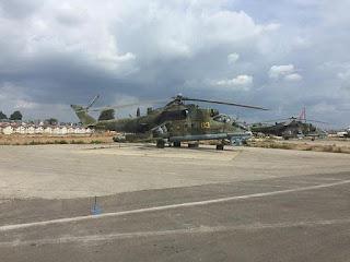 Mi-24 SYRIA