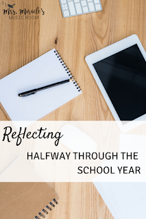 Reflecting halfway through the school year: Thoughts about reflecting and planning for 2018 in the music room
