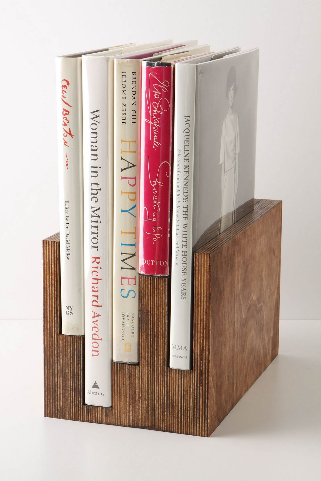LindO Designs: DIY Designer Book Holder [interior Design]