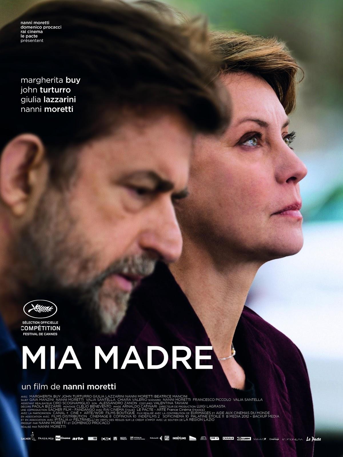 Lecturas Cinematográficas: Mia Madre