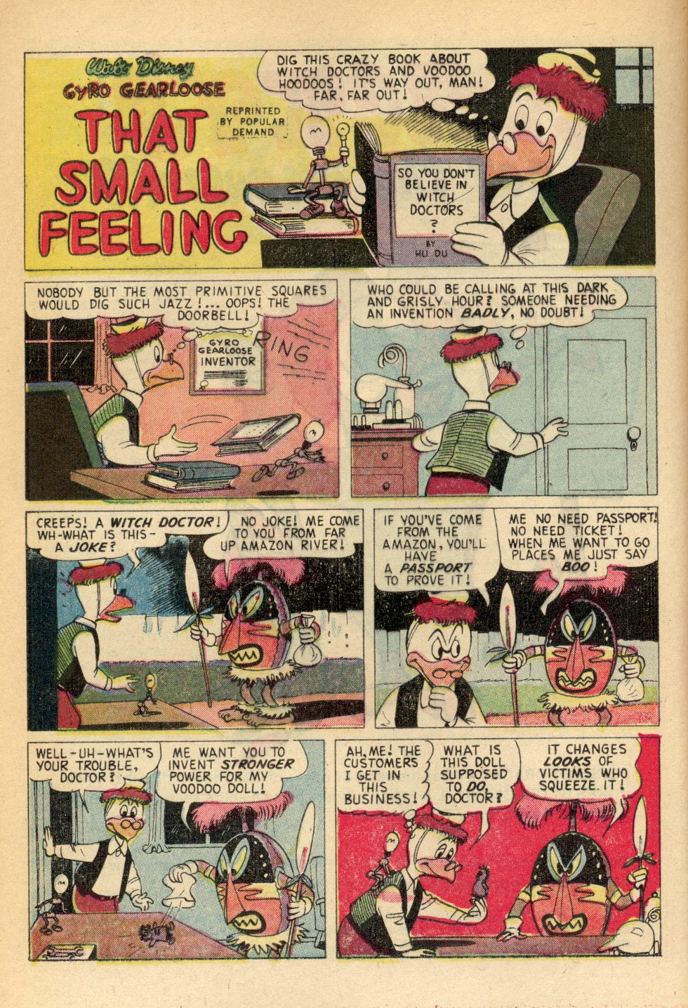 Read online Uncle Scrooge (1953) comic -  Issue #92 - 24