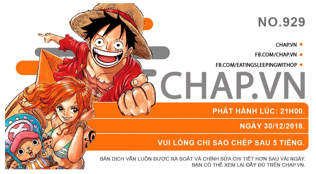 One Piece Chap 929 - Truyen.Chap.VN